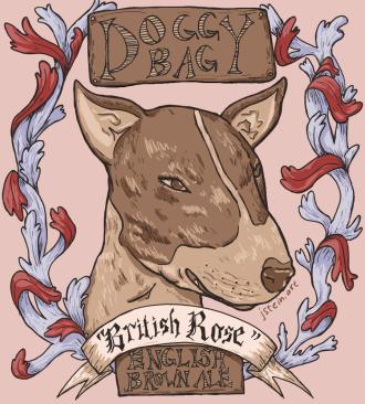 """""""British Rose"""" Ale"""